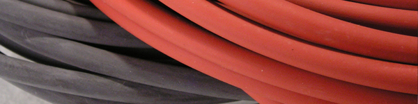 Rubber Tubing banner