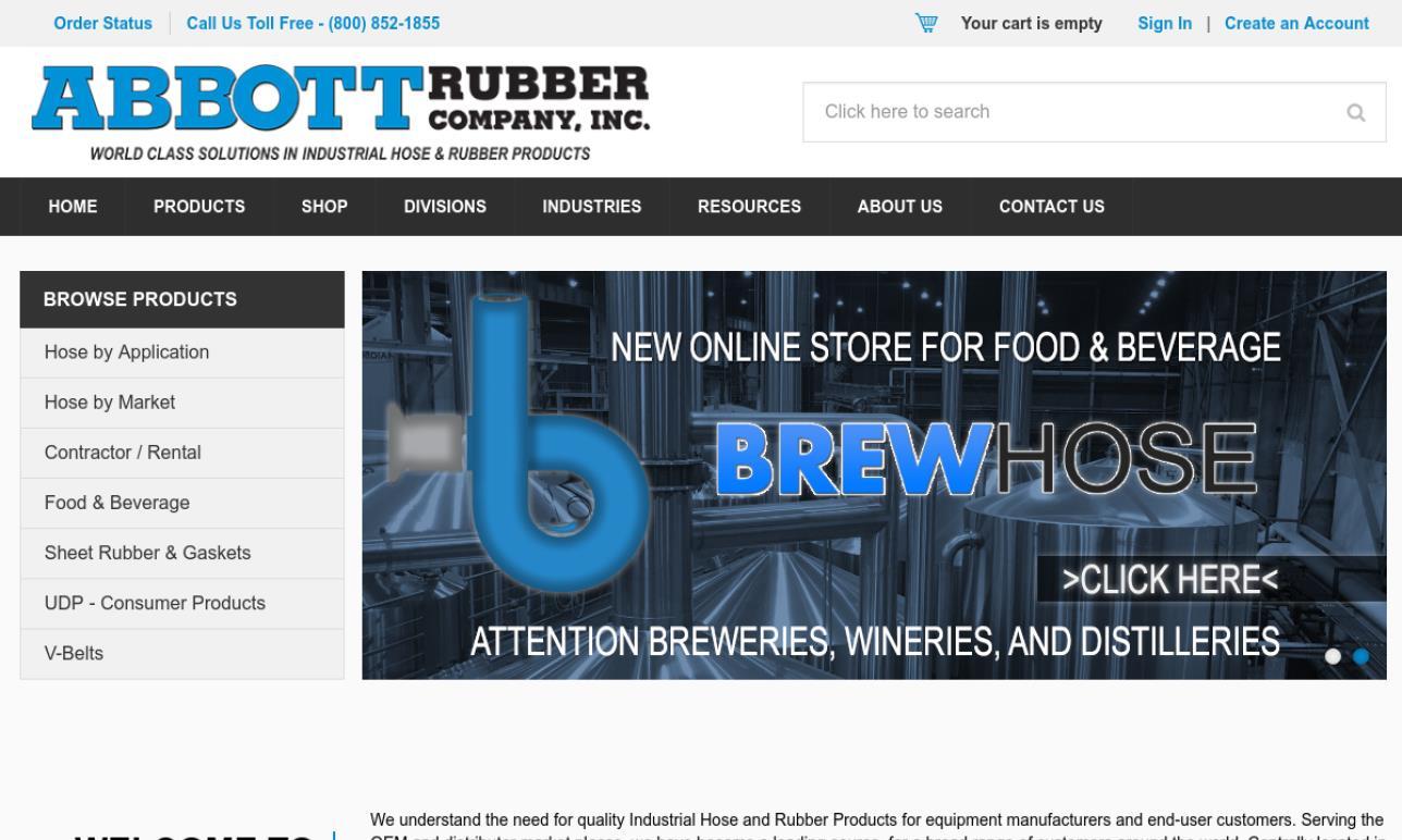 Abbott Rubber Co., Inc.