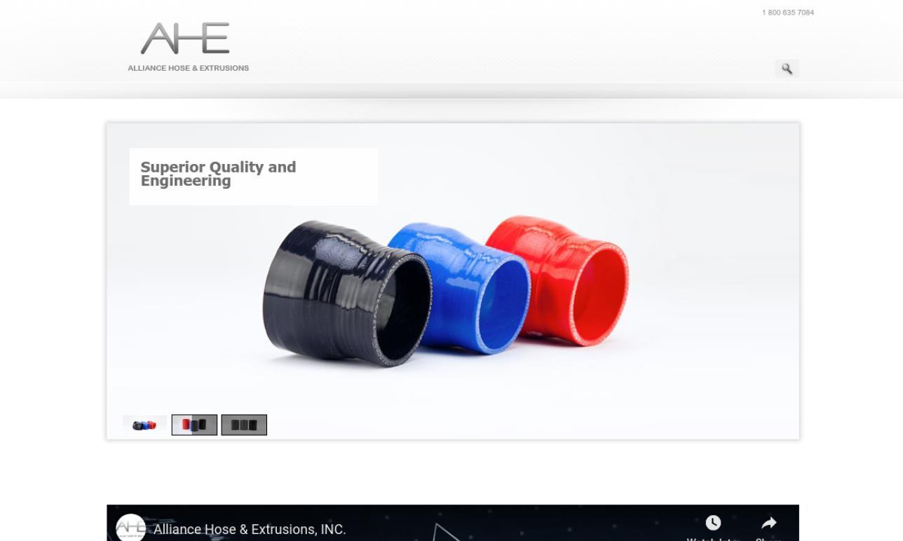 Alliance Hose & Extrusions, Inc.