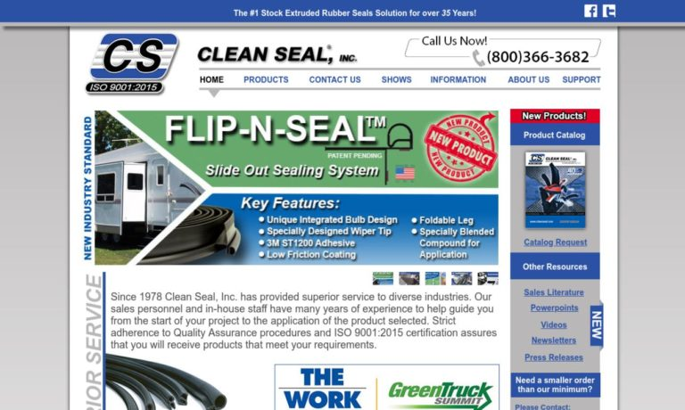 Clean Seal®, Inc.
