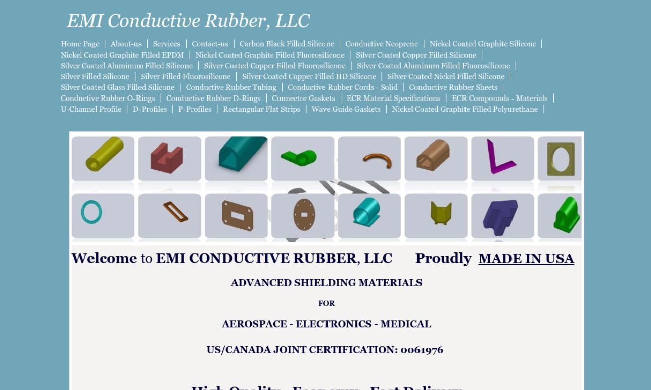 EMI Conductive Rubber, LLC