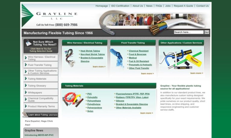 Grayline, Inc.