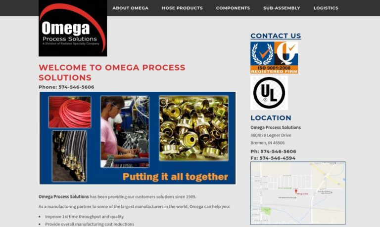 Omega Process Solutions