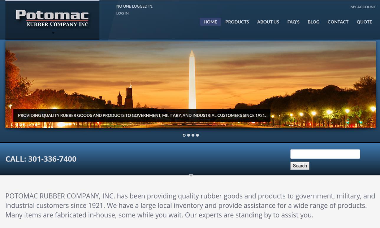 Potomac Rubber Company Inc.
