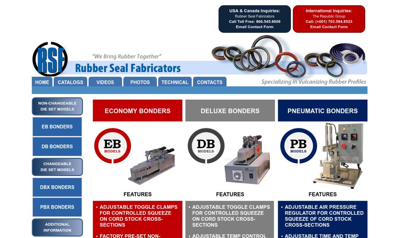 Rubber Seal Fabricators