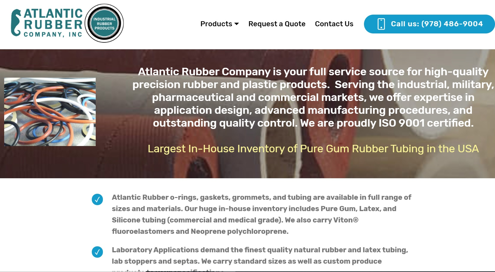 Atlantic Rubber Company, Inc.